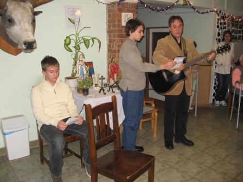 Patrónus Karácsony 2012