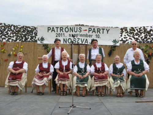 3.Patronus Party 42